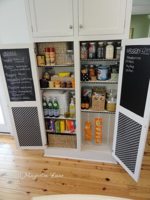 7 Kitchen Organization Ideas