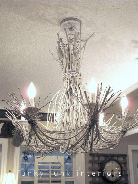 Unique DIY Lighting Ideas