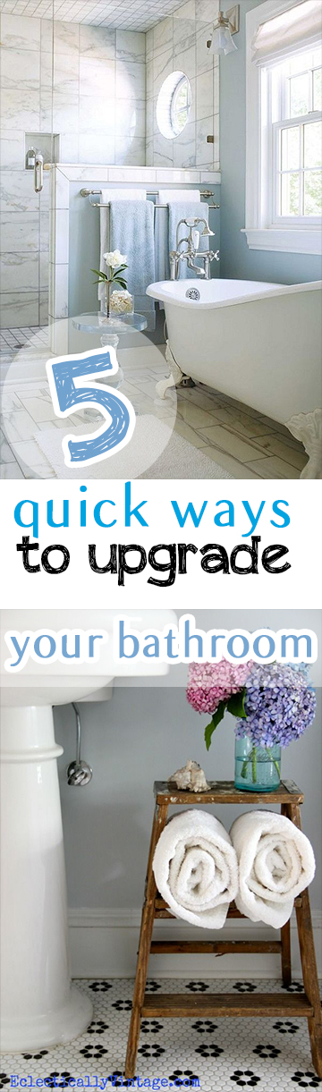 5 Quick Ways To Upgrade Your Bathroom Page 5 Of 6