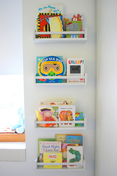DIY Book Storage Ideas