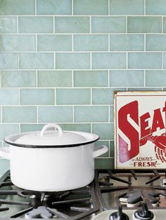 8 Stunning Kitchen Backsplashes2