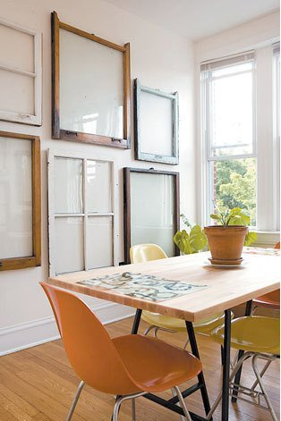 DIY Window Pane Upcycles