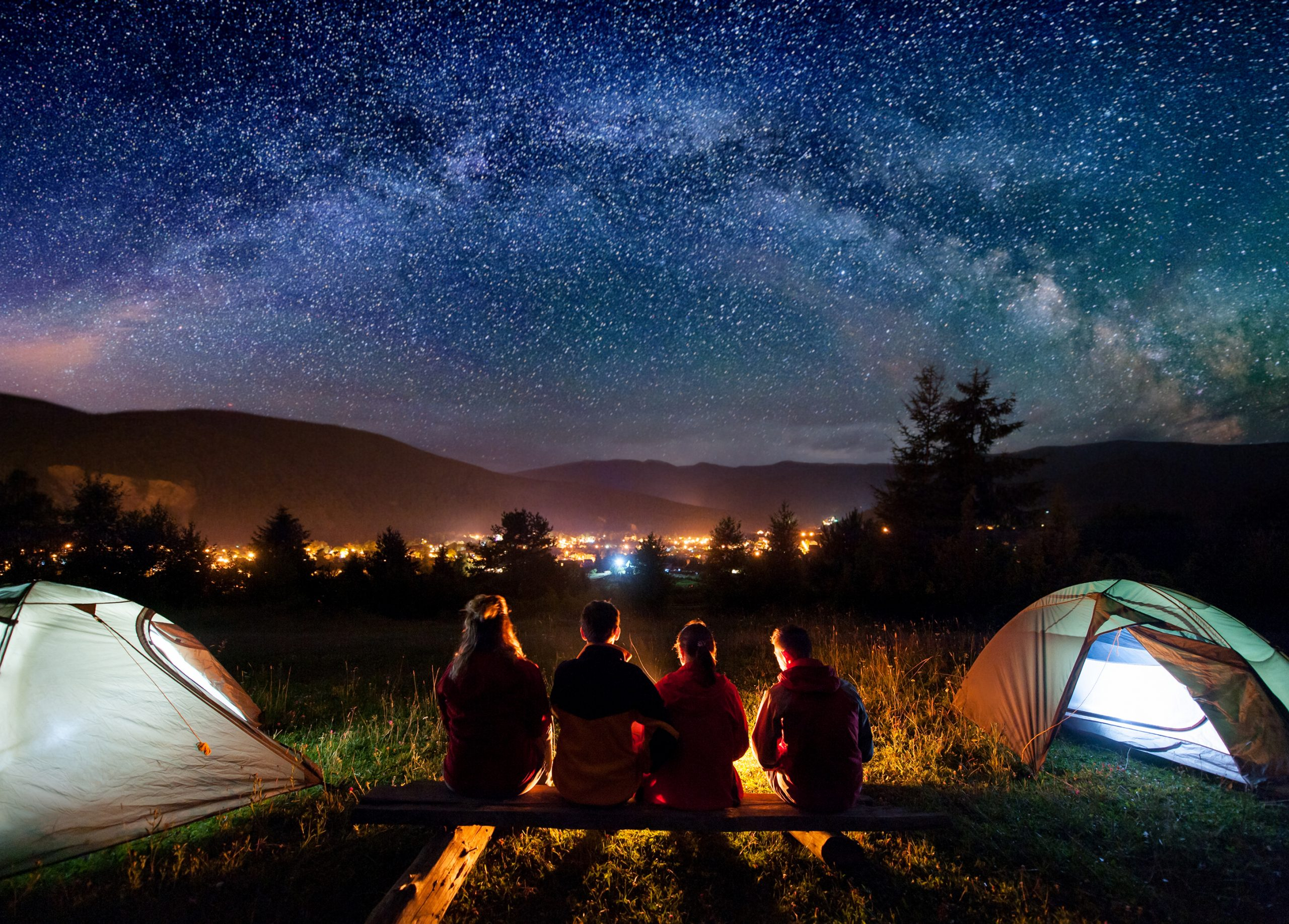 If you're headed to the outdoors, you will want to know these amazing camping hacks! We even have camping hacks for sleeping so you feel rested the next day.