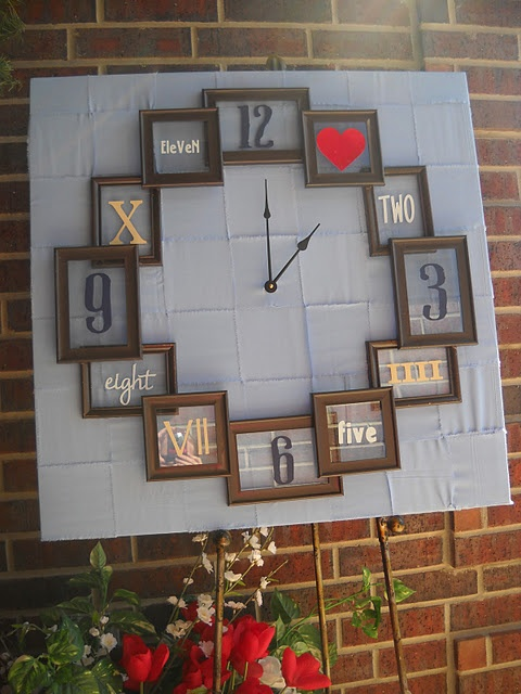 10 creative uses for old picture frames page 9 of 11 for Creative ideas for old picture frames