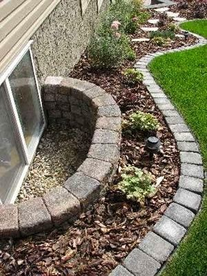 Window wells, home improvement, DIY curb appeal projects, popular pin, home projects, DIY home renovation, easy home updates.