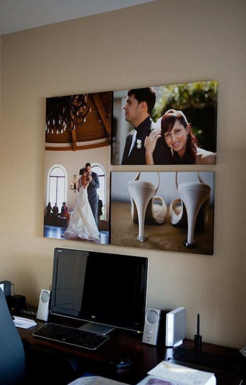 Clever Ways to Display Photos