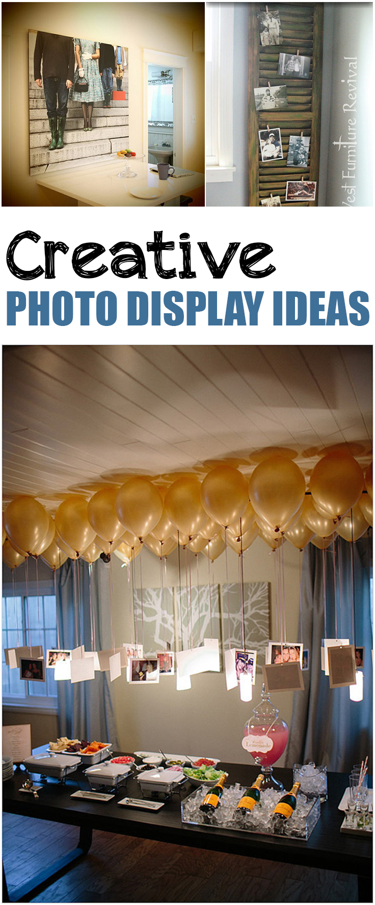 clever ways to display photos page 2 of 8 picky stitch