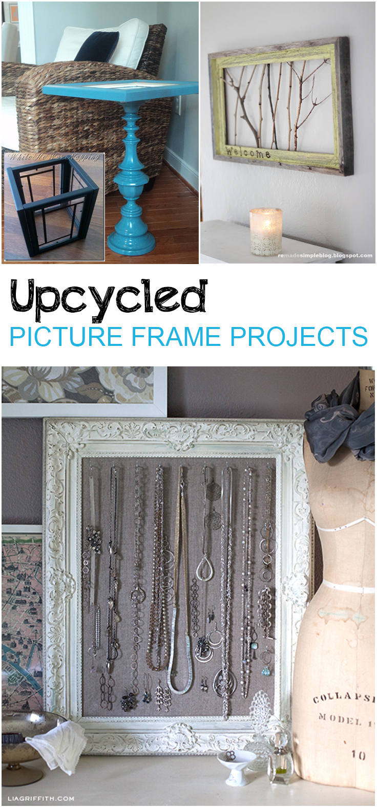 10 creative uses for old picture frames page 8 of 11
