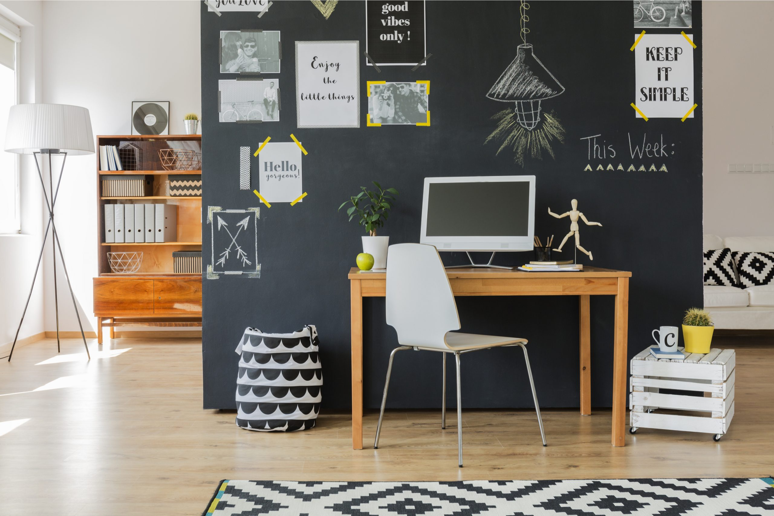 Are you looking to make your own DIY office decor? You're in luck! We have the best DIY office decor organization tips for you to add to your office.
