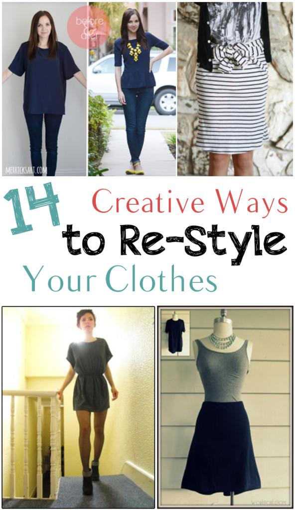 Clothing, clothing repurpose, save money, popular pin, clothing hacks, beauty tricks, style tricks, DIY clothes.