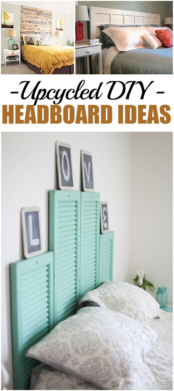 Upcycled Diy Headboard Ideas And Tutorials Picky Stitch