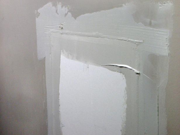 Home improvement, easy home improvement, DIY home, popular pin, drywall patching, how to patch drywall.