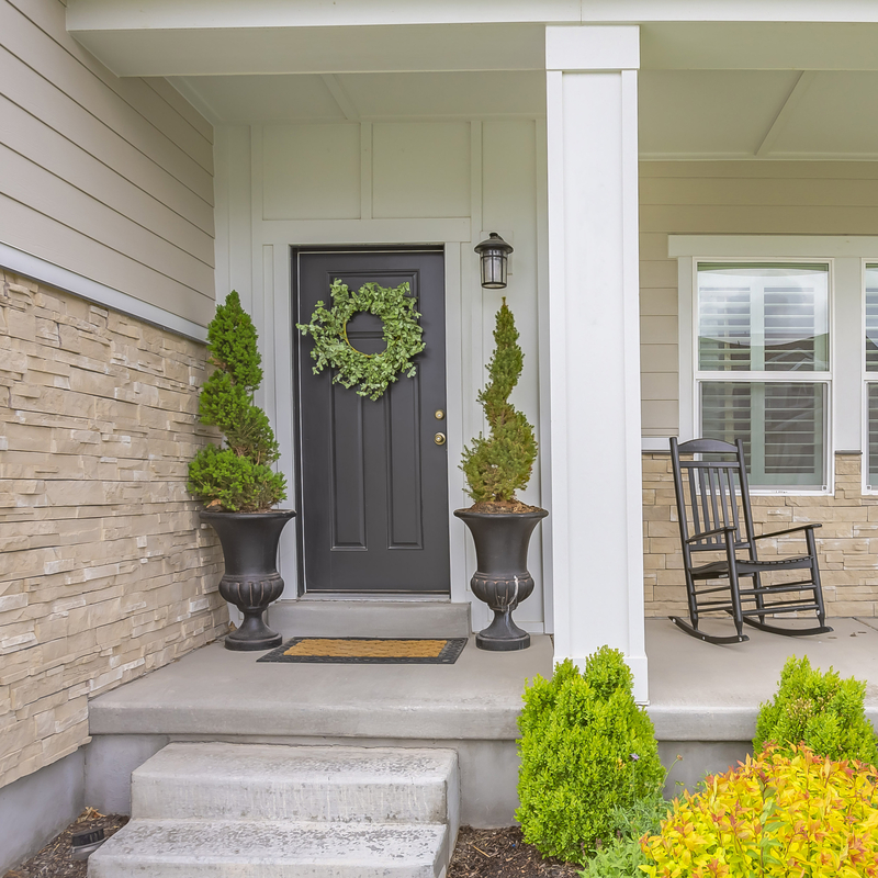 Curb Appeal Projects
