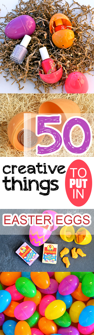 50 creative things to put in easter eggs page 6 of 6 for What to put in easter eggs for adults