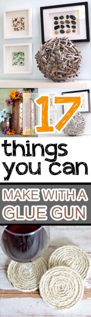 Glue gun, glue gun crafts, crafting, craft hacks, popular pin, craft, DIY home, tutorials, DIY