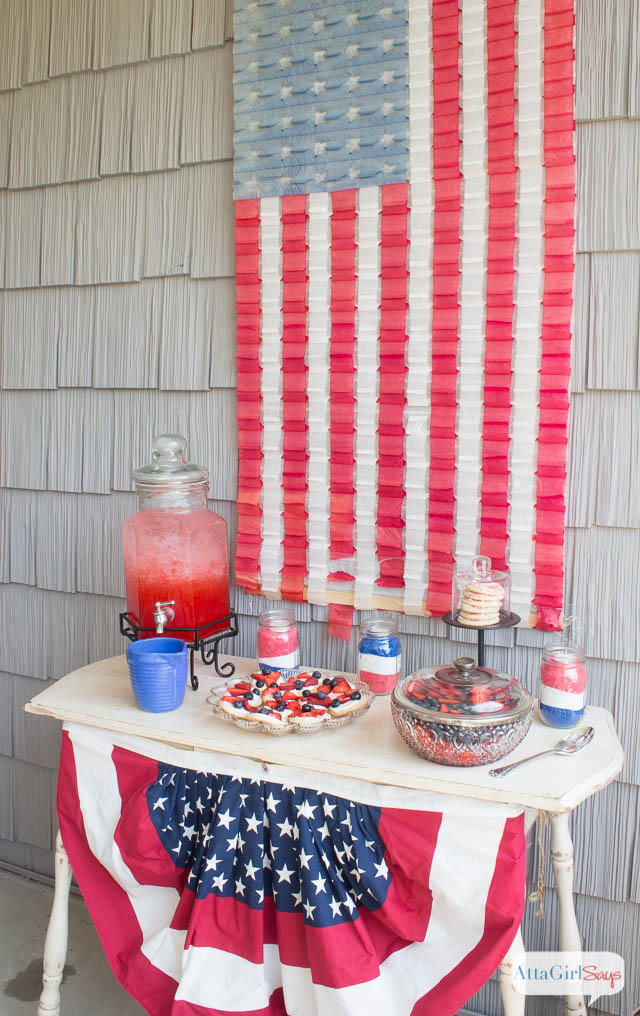 Top 25 4th of July Porch Decor Ideas