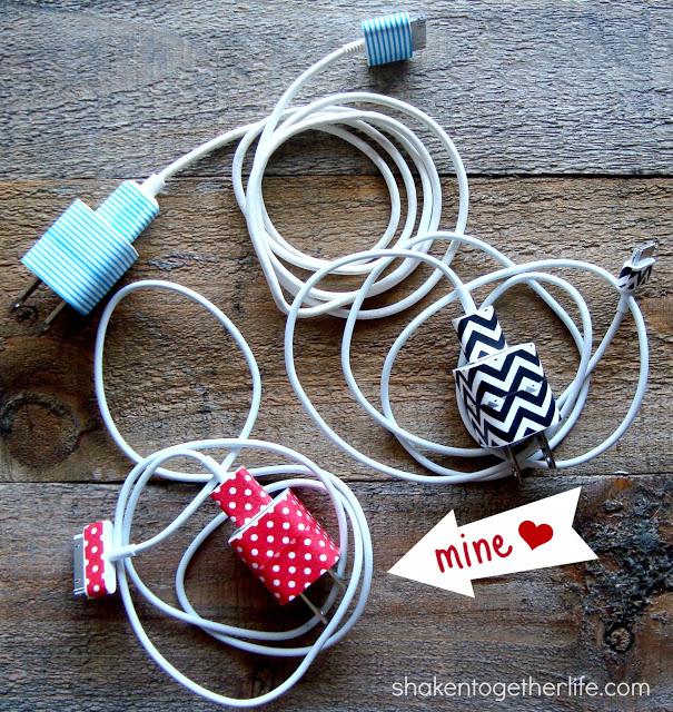 10 Darling Washi Tape Crafts