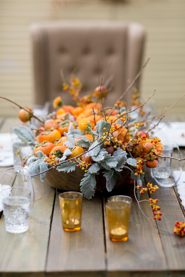 10 Beautiful Thanksgiving Centerpieces4