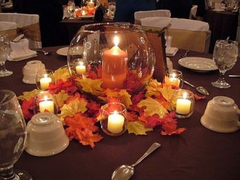 10 Beautiful Thanksgiving Centerpieces9