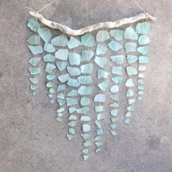 10 Ways to Decorate with Sea Glass7