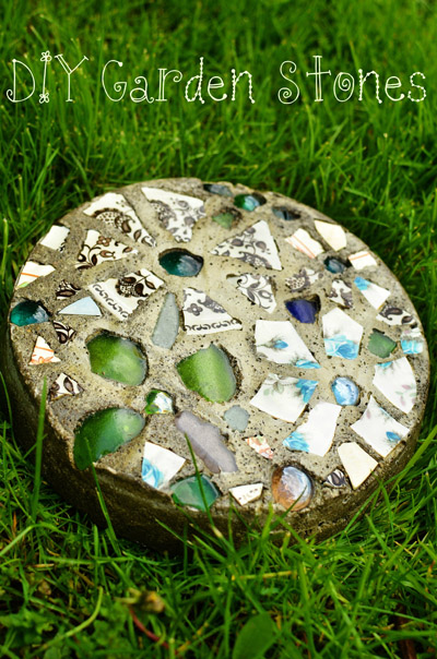 10 Ways to Decorate with Sea Glass8