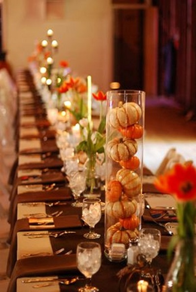 8 Cute Ways to Decorate for Thanksgiving