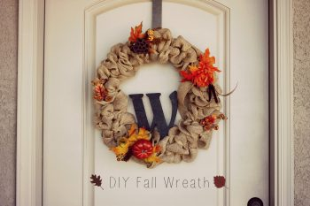 8 Cute Ways to Decorate for Thanksgiving5