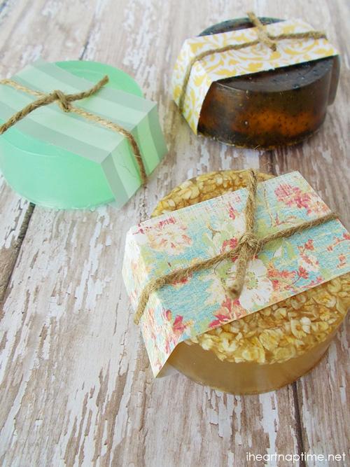 15 Handmade Christmas Gifts for Her3
