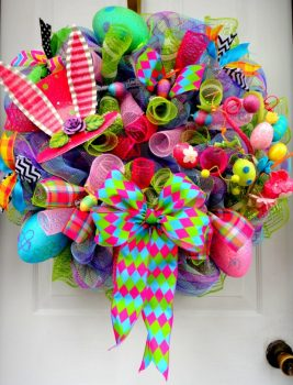 26-Creative-and-Easy-Handmade-Easter-Wreath-Designs-19-620x814