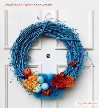 jewel-toned-easter-door-wreath-1