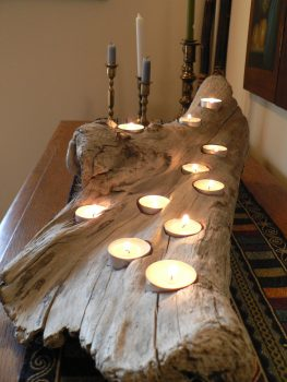 12 Ways to Decorate With Wood2