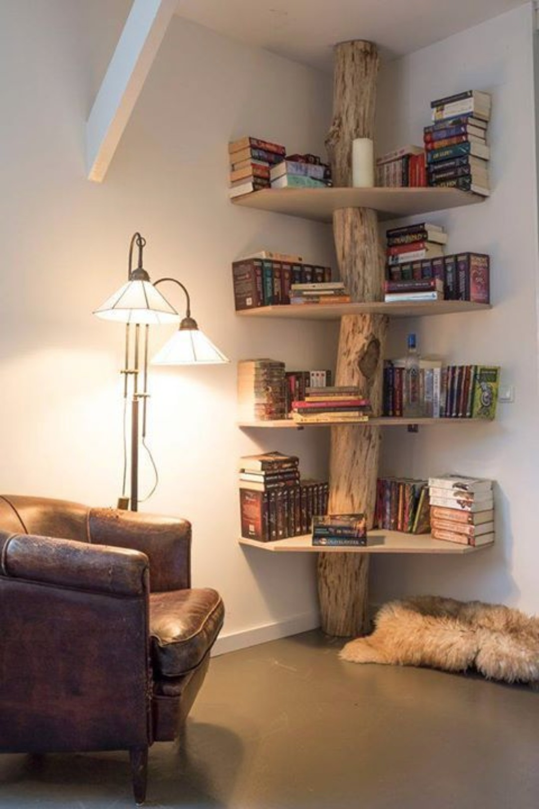 12 Ways to Decorate With Wood5
