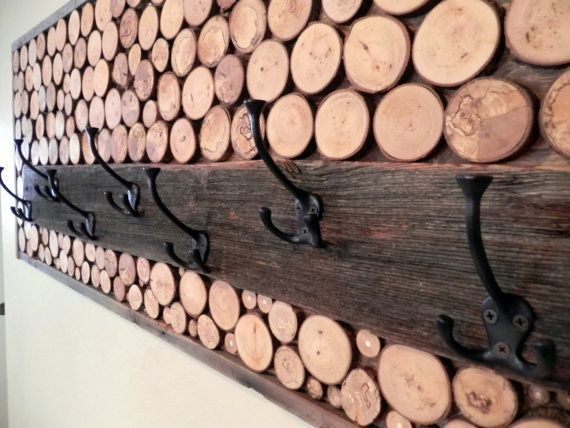 12 Ways to Decorate With Wood9