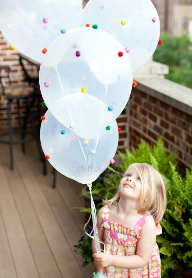 10 Fun Ways to Craft With Balloons