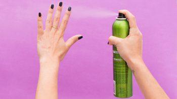 10 WIERD Uses for Hair Spray7