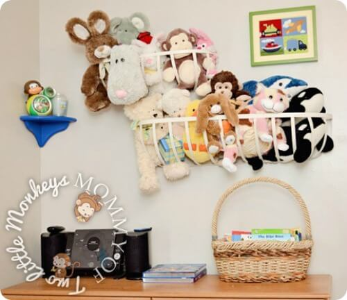 15 Ways to Tame Toy Clutter7