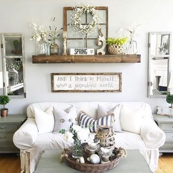 22 Fabulous Ways to Decorate Your Walls