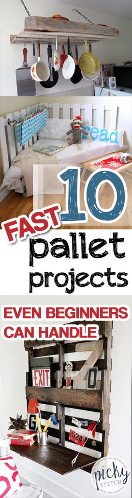 10 Fast Pallet Projects Even Beginners Can Handle - Pallet Projects for Beginners, DIY Pallet Projects, DIY Pallet Projects, Easy Pallet Projects, Simple Pallet Projects, DIY Projects for Beginners, Easy DIY Projects, Quick DIY Projects, Fast Projects, Fast DIY Projects That Anyone Can Do, Popular Pin