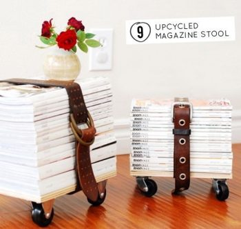 12 Things to Do With Old Magazines2