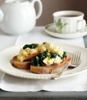 Break-Fast With 12 Quick Breakfast Recipes12