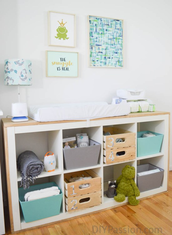 Diy Storage Solutions For Any Room In Your Home Picky Stitch