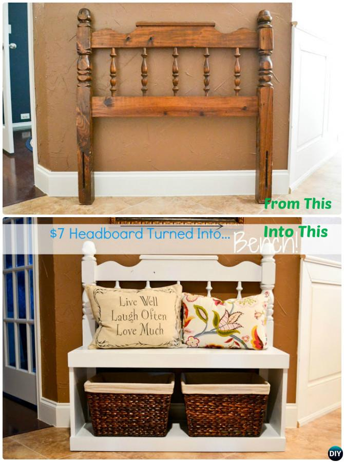 Renovate Your Entryway with a DIY Bench! {10 Tutorials and Projects}| How to Decorate Your Entryway, Entryway Renovation, Entryway Renovation Projects, DIY Home, DIY Home Decor, Popular Pin, DIY Bench Projectss