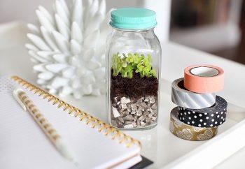 12 Simple DIY Terrariums| DIY Terrarium Projects, How to Make Your Own Terrarium, Indoor Gardening, Terrarium Designs, Unique Terrarium Designs, DIY Home, DIY Home Decor, Container Gardening, Popular Pin