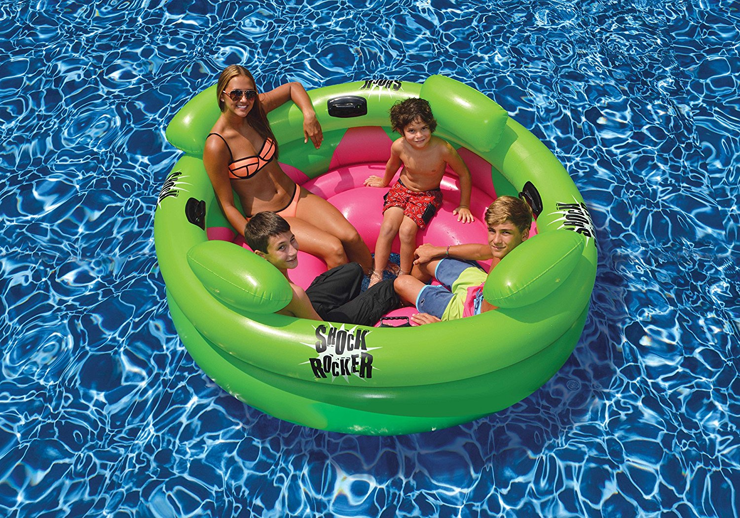 12 insanely awesome pool floats from amazon picky stitch. Black Bedroom Furniture Sets. Home Design Ideas
