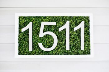 11 Appealing DIY Ways to Display Your Housenumber  How to Display Your House Number, House Number Displays, DIY Ways To DIsplay Your House Number, Displaying Your House Number, Popular Pin