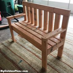 12 Things You Can Build With 2x4s| DIY Projects, DIY Home Projects, DIY Furniture Projects, Easy Furniture Projects, 2 x 4 Furniture Projects, Fast and Easy DIY Projects, Popular Pin