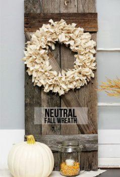 12 Beautiful DIY Fall Wreaths  DIY Fall Wreaths, Wreaths for Fall, Fall Porch Decor, DIY Porch Decor, Fall Wreaths, Front Porch Decor, DIY Front Porch Decor, Popular Pin