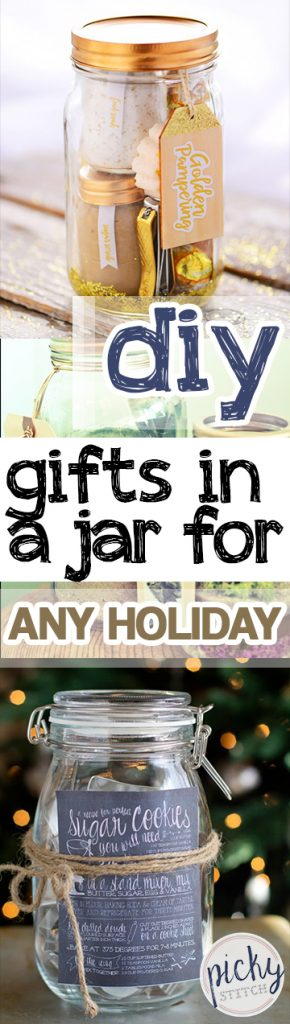 DIY Gifts in a Jar for Any Holiday  Gifts in a Jar, DIY Gifts in a Jar, Gifts In a Jar, Holiday DIY Gifts In a Jar, Holiday DIYs, DIY Gifts, Simple DIY Gifts, Mason Jar Gifts In a Jar, Holiday Mason Jar Gifts, Popular Pin