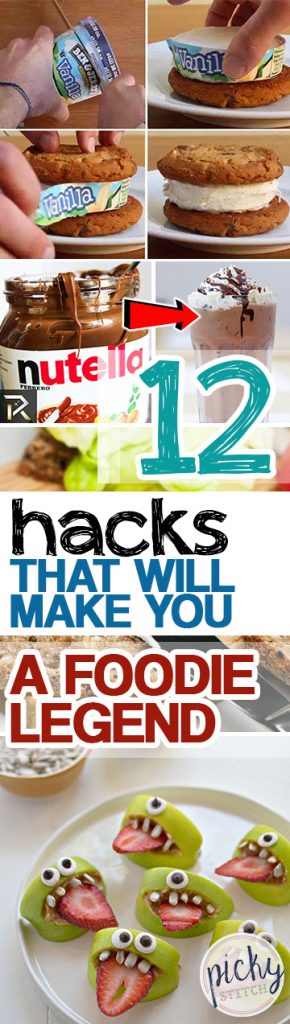 12 Hacks That Will Make You a Foodie Legend  Food Hacks, Cooking Hacks, Easy Cooking Hacks, Easy Food Hacks, Foodie Hacks, Cooking Tips and Tricks, Food 101, Cooking 101, Food, Food Stuff, Delicious Easy Recipes #Cooking #FoodHacks