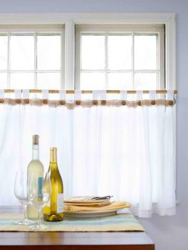 valance designs, no-sew valance designs, DIY valence designs, valence design ideas, no-sew valence design ideas